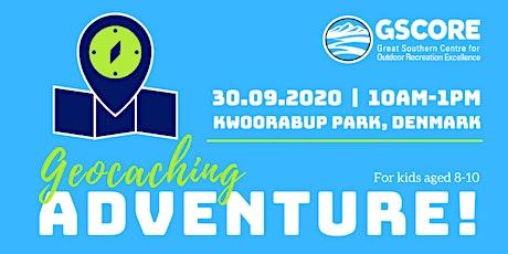 Sept/Oct School Holiday Geocaching Adventure Denmark tickets