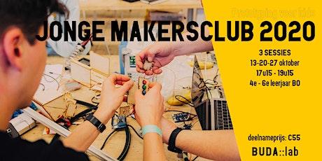 Jonge Makers Club // Reeksproducten en schakelingen tickets