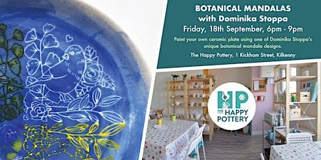Botanical Mandalas with Dominika Stoppa tickets