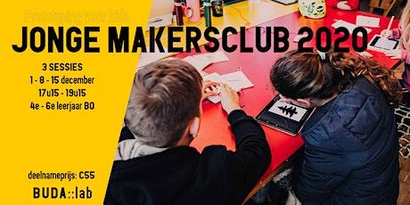 Jonge Makers Club // Knal de ballon! tickets