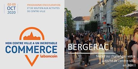 Mon Centre-Ville a un Incroyable Commerce - Bergerac billets