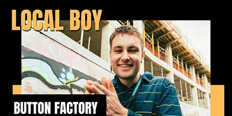 Button Factory Presents: Local Boy tickets