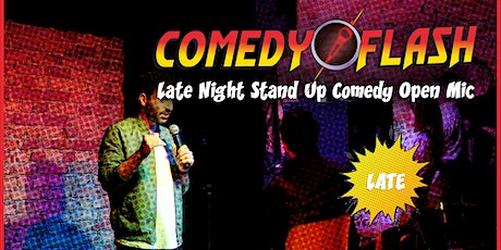 Comedyflash Lateshow - Stand Up Comedy Show in Berlin Prenzlauer Berg Tickets