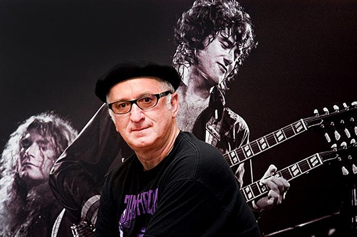 MUSIC PHOTOGRAPHY - LEARNING FROM THE LEGENDS image