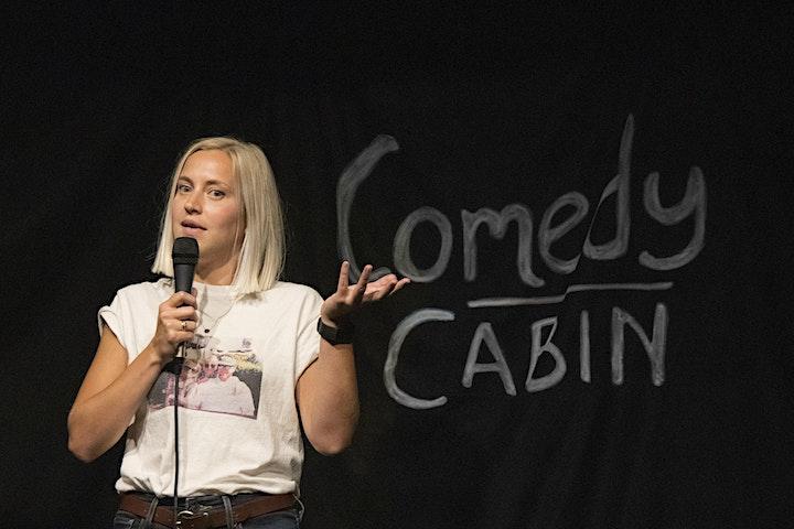 Comedy Cabin LATE image
