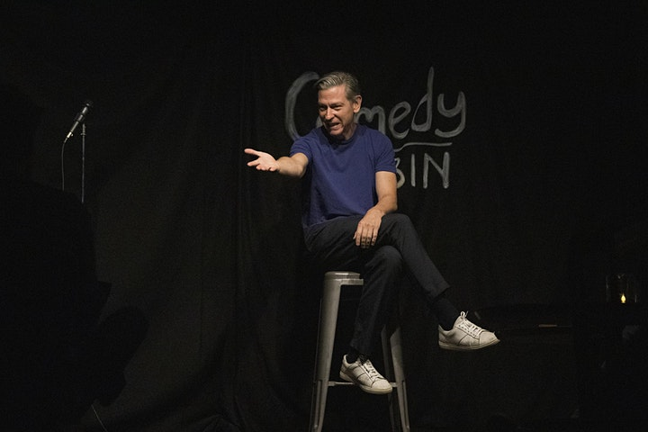 Comedy Cabin: RAW image