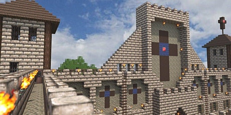Kostenloser Workshop des NRW Forums: Minecraft -  Burgen Tickets