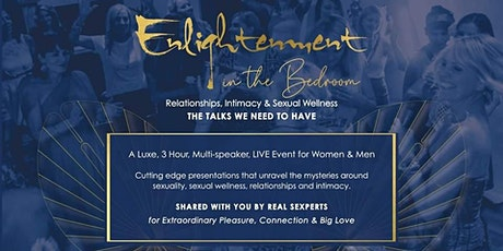 Enlightenment in the Bedroom - Brisbane and Online tickets