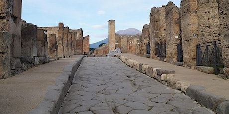[Archaeologytalks] Pompeii Uncovered: From Daily Life to Disaster tickets