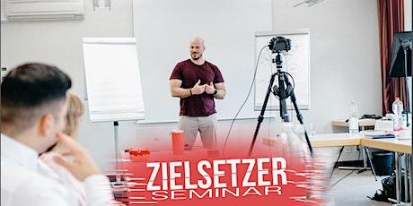 Erreiche endlich deine Ziele - Das Zielsetzer-Seminar Tickets
