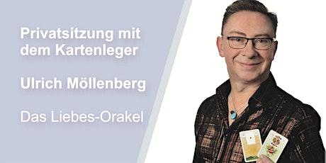 Kartenlegung zum Thema Liebe und Beziehung mit Ulrich Möllenberg Tickets
