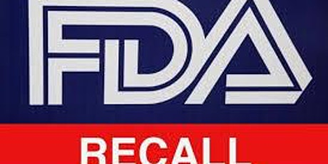 FDA Recalls - Before You Start, and After You Finish 2-Day Virtual Seminar tickets