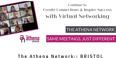The Athena Network :: BRISTOL  CONCORDE:: Networking Meeting tickets