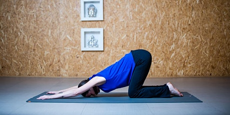 Online lunchtime yoga - short, sweet & free tickets