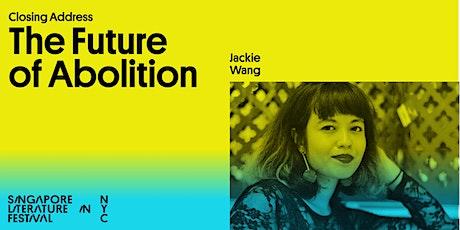 2020 SLF: Closing Address by Jackie Wang tickets