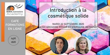Introduction à la cosmétique solide billets