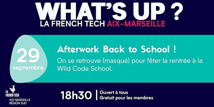 Image pour French Tech Aix-Marseille - Afterwork de rentrée