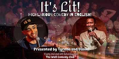 Its Lit!-English Language Comedy