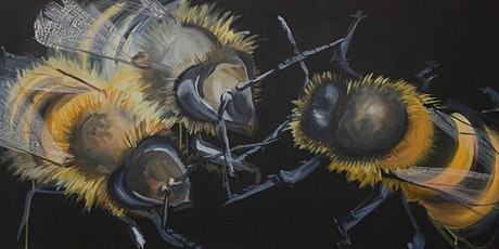 MAC School Holiday Workshop  - Learn to paint bees tickets
