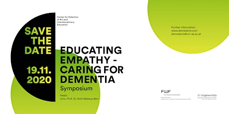 Educating Empathy – Caring for Dementia tickets