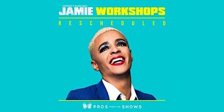 LONDON   Jamie Workshop tickets