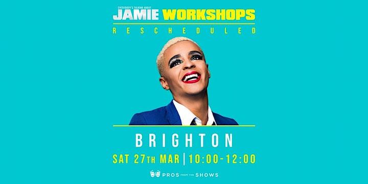 BRIGHTON | Jamie Workshop image