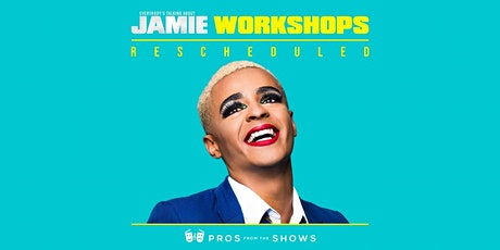 NORWICH | Jamie Workshop tickets