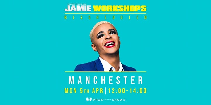 MANCHESTER | Jamie Workshop image