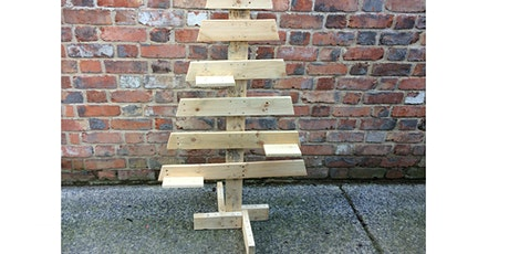 Make a Christmas Tree from Pallets tickets