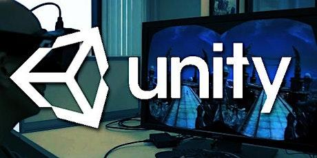 2ª Aula Experimental Gratuita - Unity bilhetes