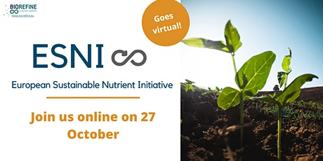 ESNI - European Sustainable Nutrient Event tickets