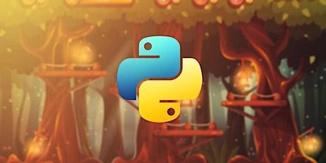 2ª Aula Experimental Gratuita - Python bilhetes