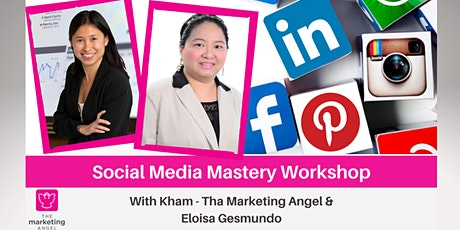 Social Media Mastery FREE Online Workshop tickets