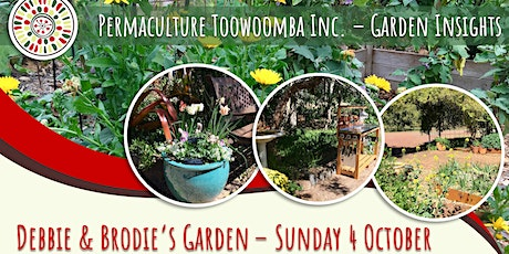 Garden Insights Visit - Debbie and Brodie's Garden-Farm (Group 1) tickets