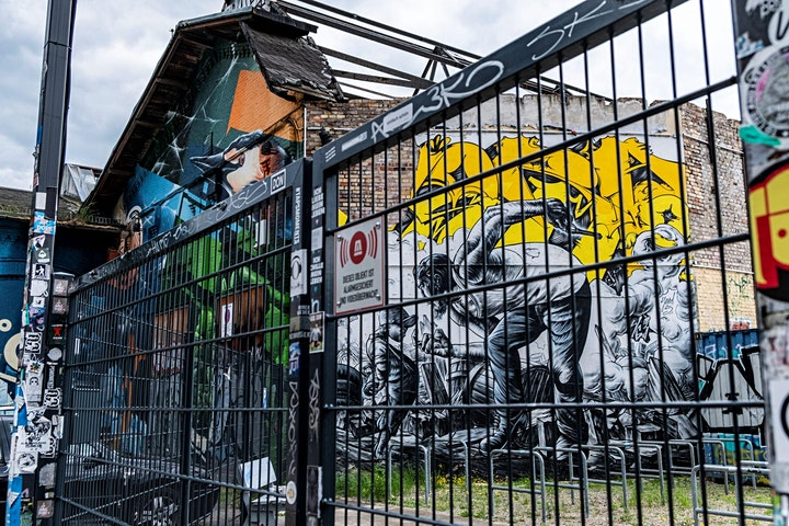 Alternative Berlin Street Art und Clubbing Tour image