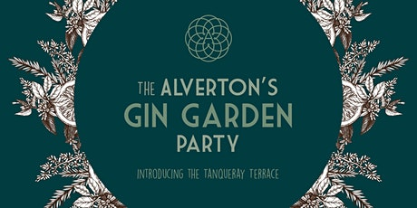 The Alverton's Gin Garden Party tickets