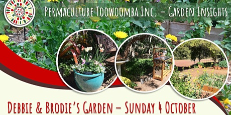 Garden Insights Visit - Debbie and Brodie's Garden-Farm (Group 2) tickets