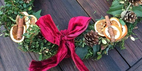 Christmas Wreaths (Virtual Course via Zoom) tickets