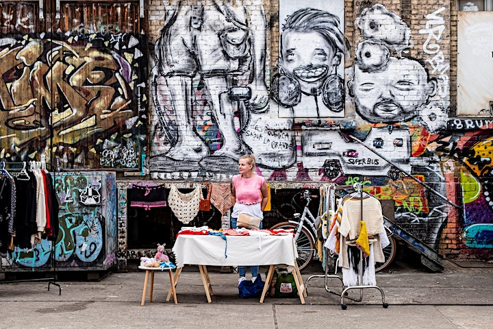 Street Food und Street Art Tour Berlin image