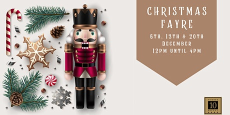 Christmas Fayre At Number 10 Hotel tickets