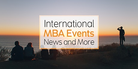 Online One-to-One MBA Event in Vancouver tickets