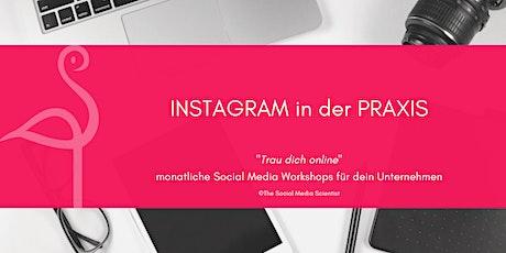 Instagram in der Praxis Tickets
