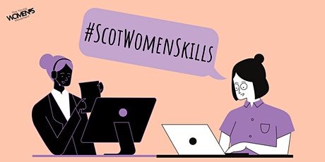 #ScotWomenSkills - The Benefits of Volunteering tickets