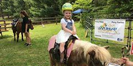 October 11 Intro to Riding and Horsemanship Ages 3 and up tickets