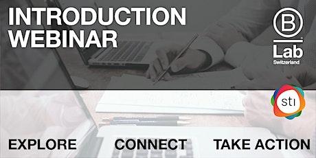 Introduction Webinar - EN biglietti