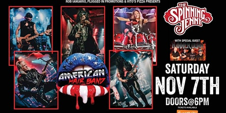 Hair Band Party - American Hair Band tickets