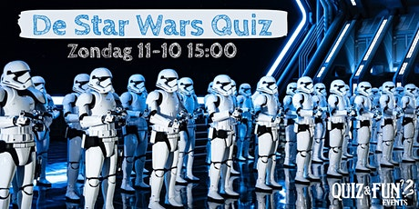 De Star Wars Quiz vol.1 | Waalwijk tickets