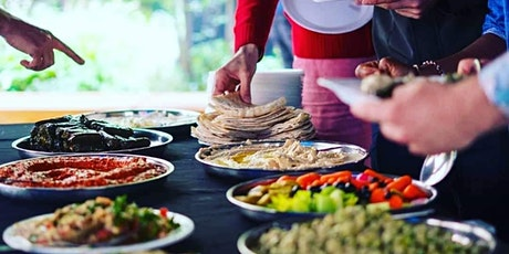 A Syrian Feast with Refugee Cafe and Catford Mews tickets