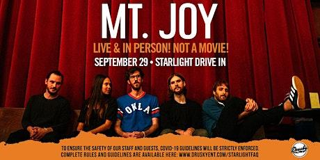 Mt. Joy tickets