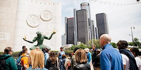 Best of Downtown Detroit Walking Tour tickets